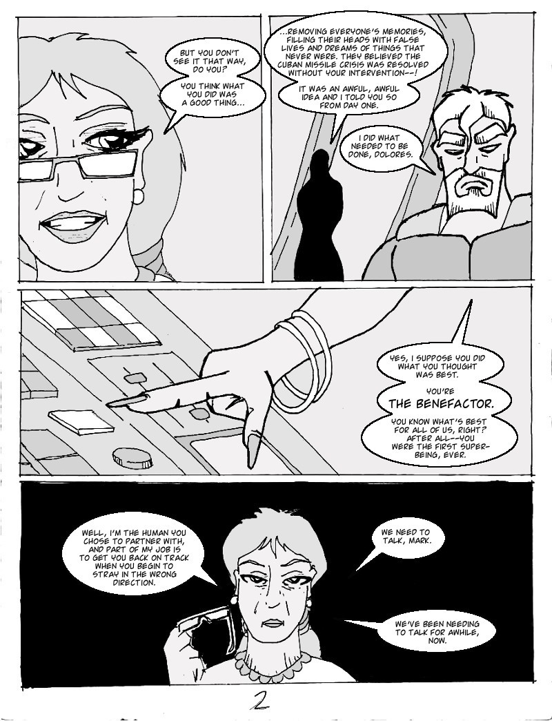 The Ill #4 page two
