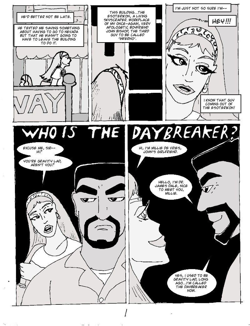 Daybreaker page 1