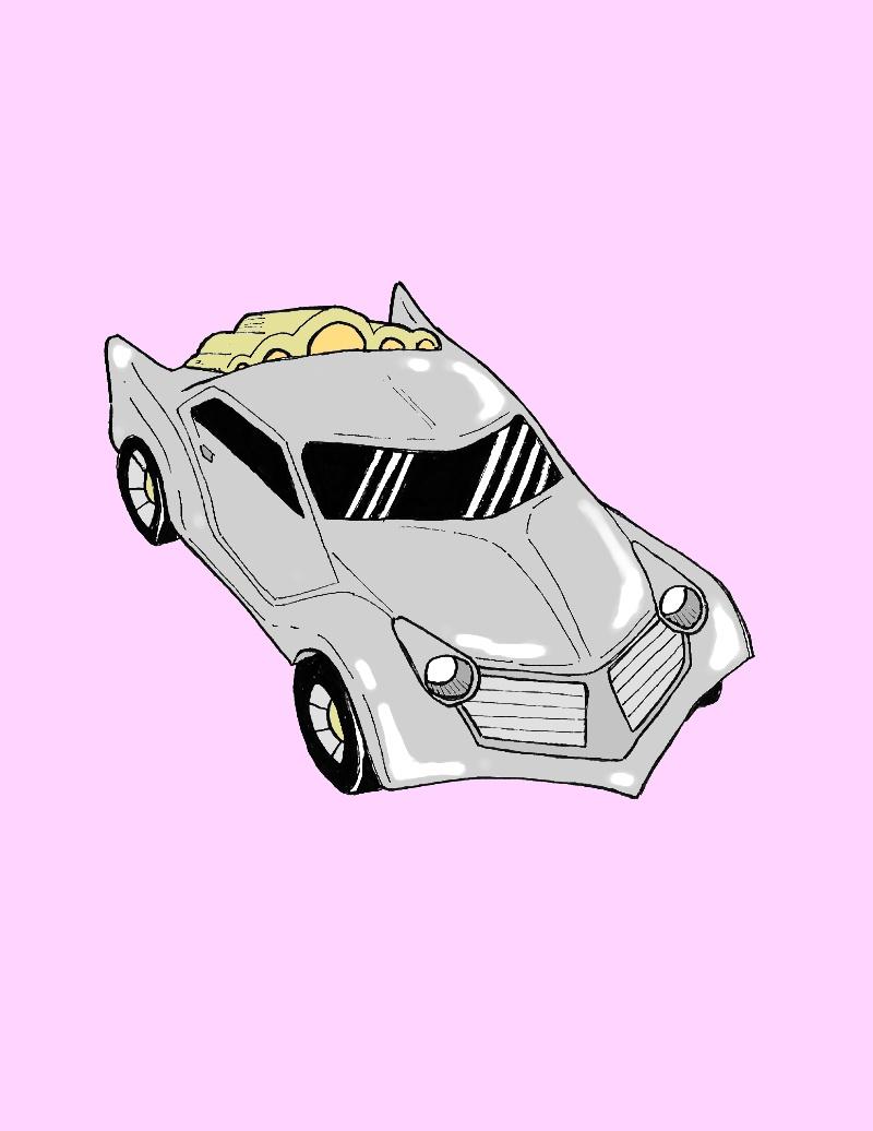 Stallion One, Oneman's car!