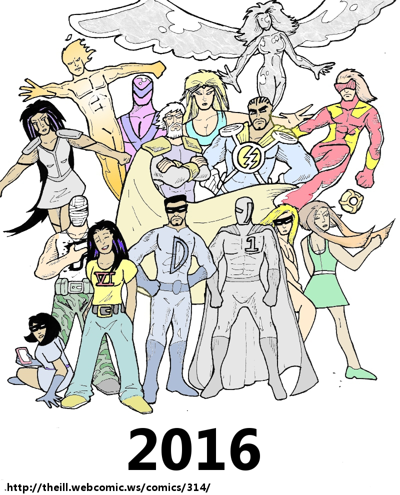 The Ill 2016